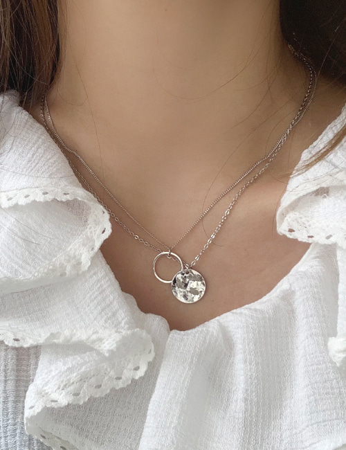 베리-necklace ;2color